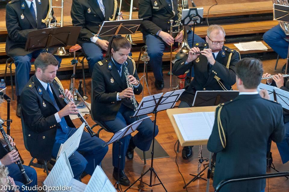 Beveiligd: Voorjaarsconcert met Harmonie Wilhelmina Wolder uit Maastricht
