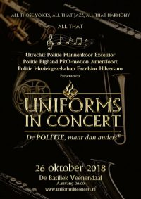 Avondje uit… Uniforms In Concert